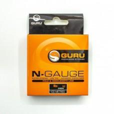 Леска Guru N-Gauge 0,22мм 100м