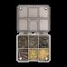 Вкладыш Guru для аксессуаров для коробки Feeder Box Insert 6 отделений
