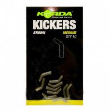 Лентяйка Korda Kickers Brown Medium для крючка №6-8
